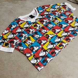 Mickey Mouse Crop top shirt